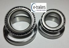 L44649 / L44610 L68149 / L68111 Trailer Bearing set #84 Spindle 3500# BK2-100
